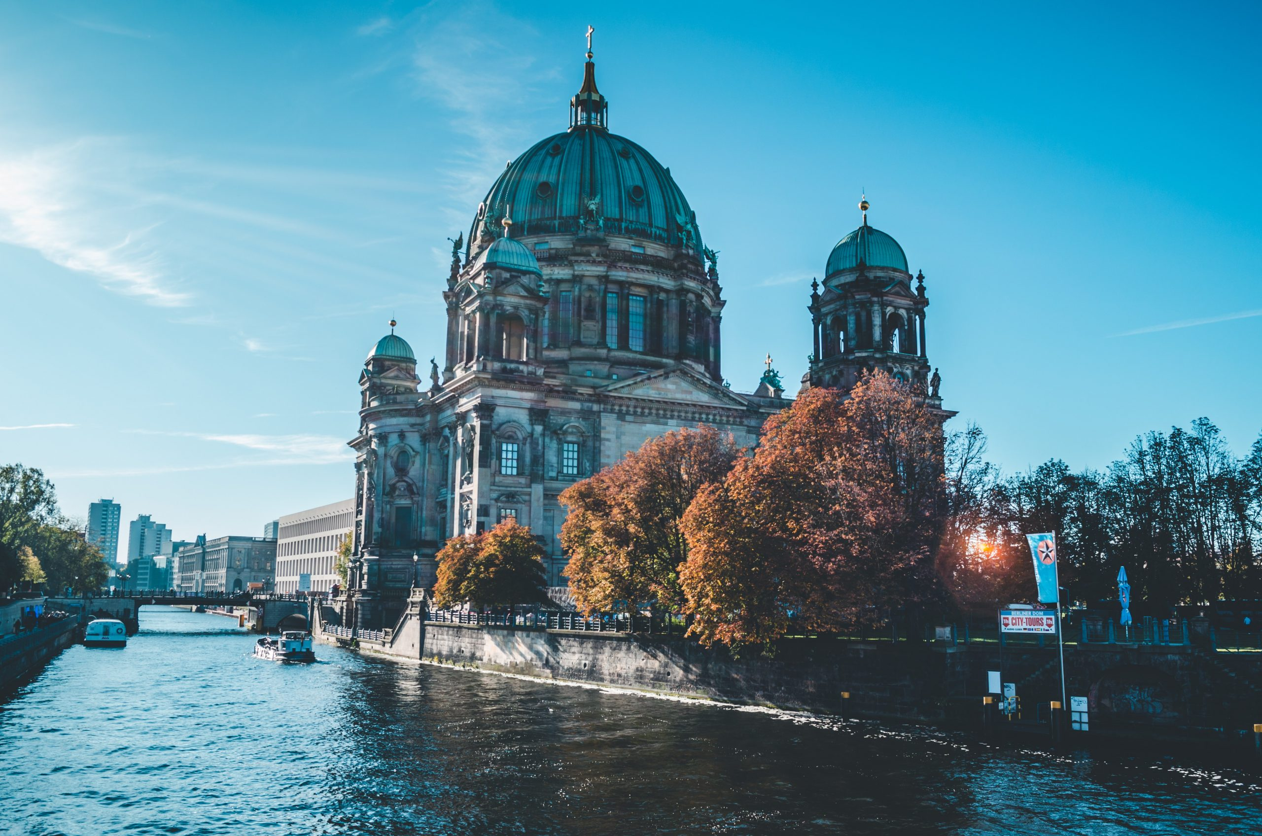 Le voyage à Berlin (janv 2020)