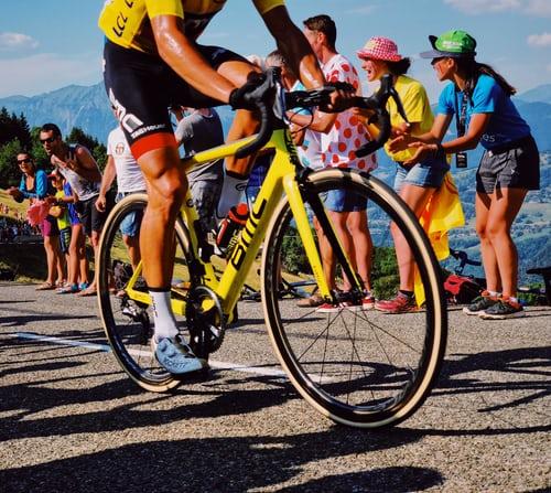Le Tour de France 2020 à La Tour du Pin
