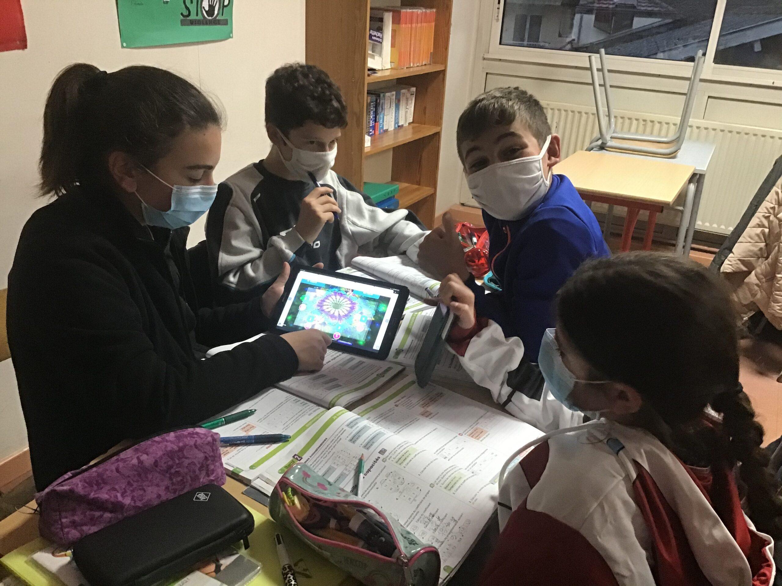 Nos élèves et le numérique