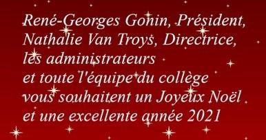 Très bonne année à tous !