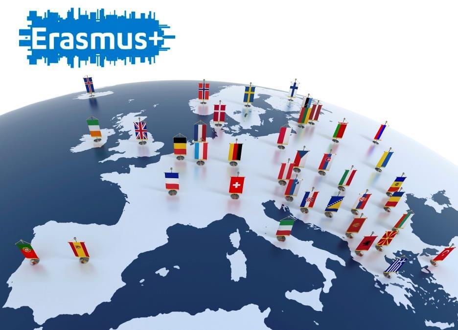 Le projet ERASMUS +